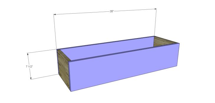 diy three-drawer dresser plans_Drawer FB