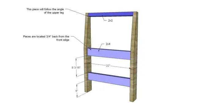 kate chair plans_Back Frame