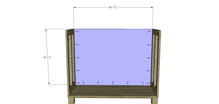 free furniture plans build pacific kitchen island_Back