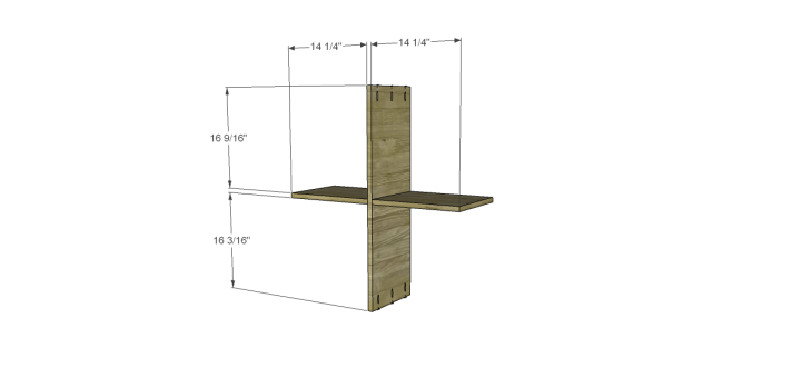 cascade bookcase plans_Small Dividers 2
