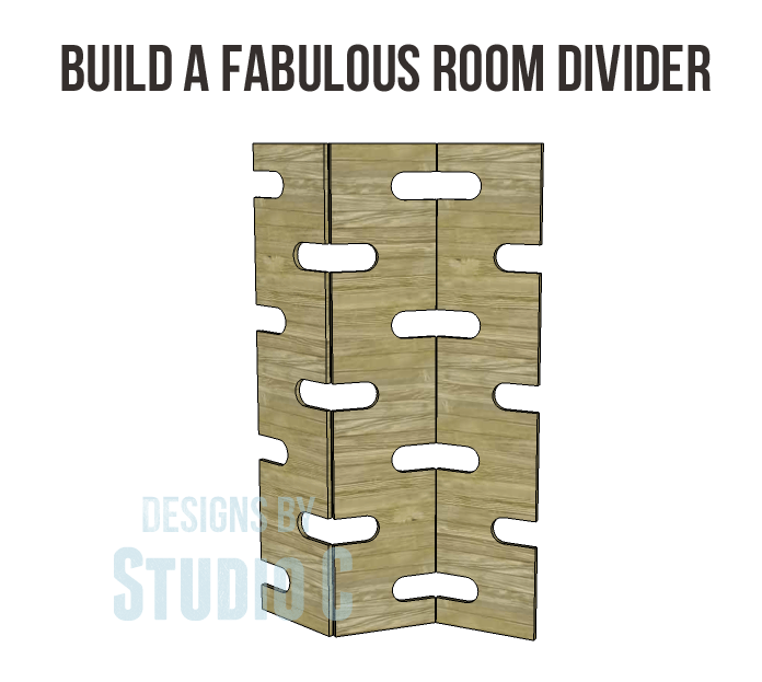 Build A Fabulous Room Divider Designs By Studio C