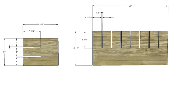 plans build alans larder cabinet_Cubbies 1