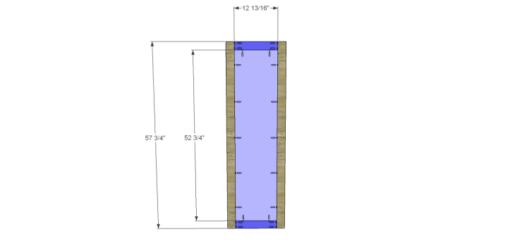 plans build alans larder cabinet_Door Frames