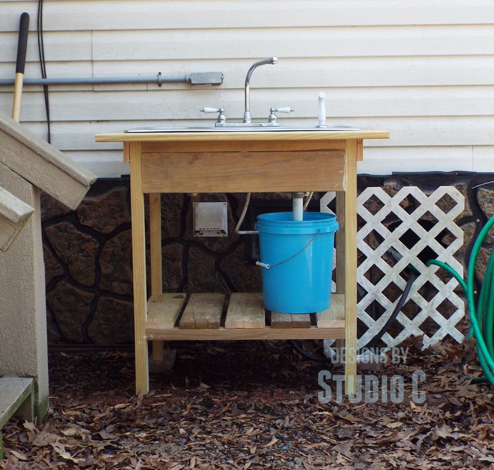 How To Install An Outdoor Sink Faucet