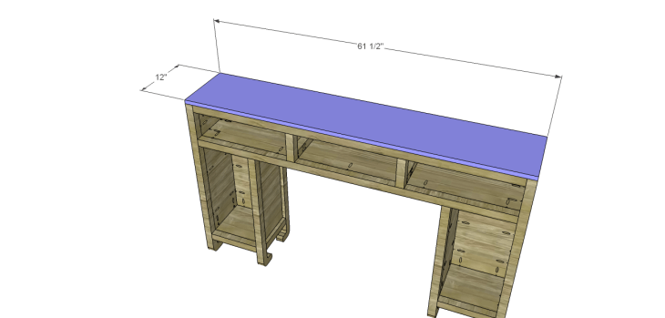 shanghai console table plans-Top
