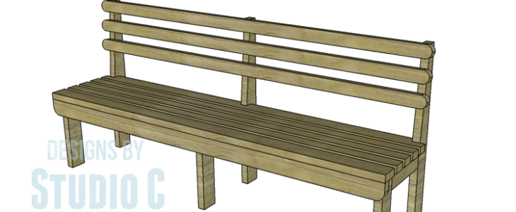 flat slat benches bench htm obbligato furniture