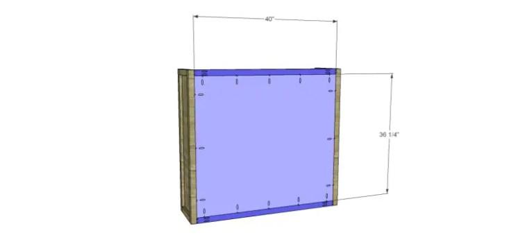 plans build ronen hutch-Back