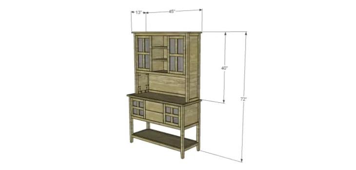 plans build ronen hutch