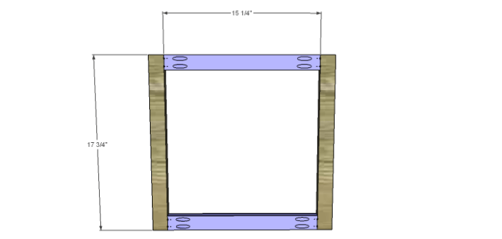 DIY Plans to Build the Haiku Cabinet-Doors Frame