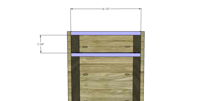 Hartford End Table Plans-Small Stretchers