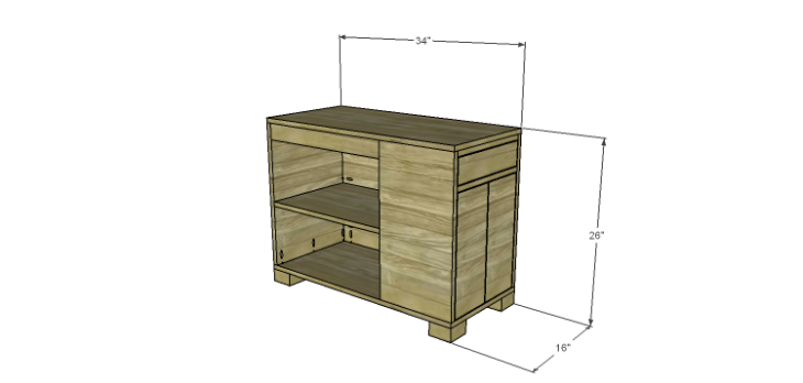 Hartford End Table Plans