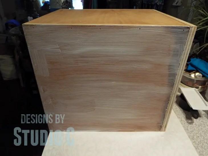 Plans to Make a Faux Metal End Table DSCF1633