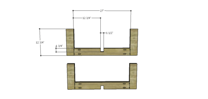 Regency Coffee Table Plans-Frame 1