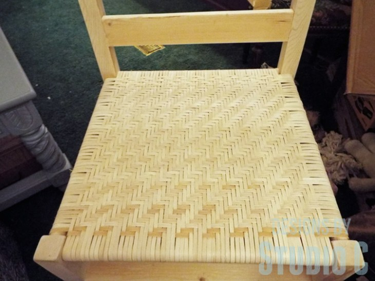 DIY Plans to Build a Splint Seat Chair DSCF1885