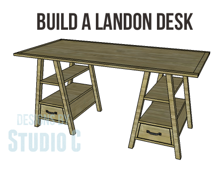DIY Landon Desk Plans-Copy