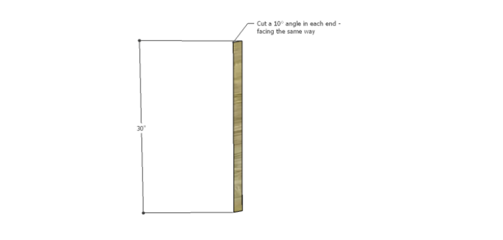 DIY Landon Desk Plans-Legs