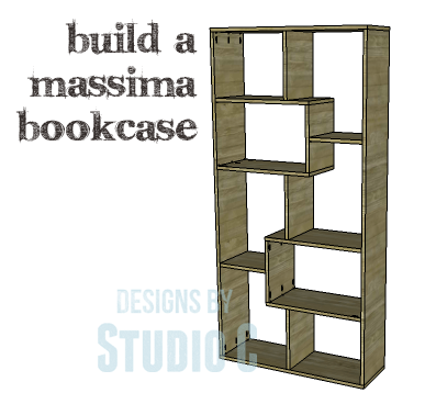 DIY Plans to Build a Massima Bookcase_Copy