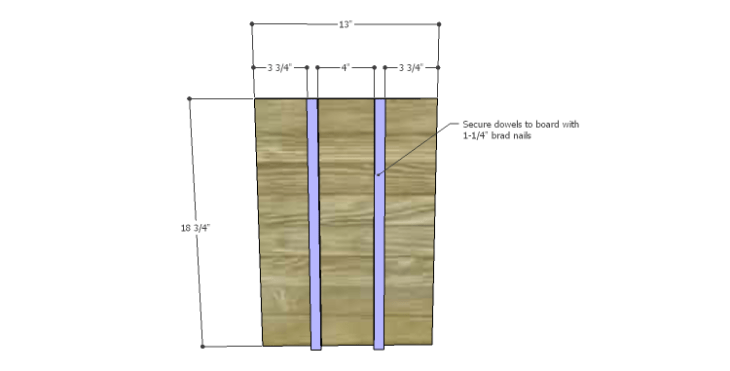 DIY Plans to Build a Howell Bar Cabinet_Shelves 2