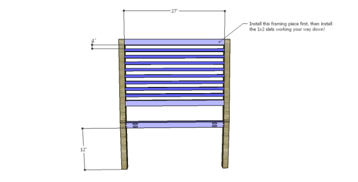 DIY Plans to Build the Java Chair_Back Frame & Slats