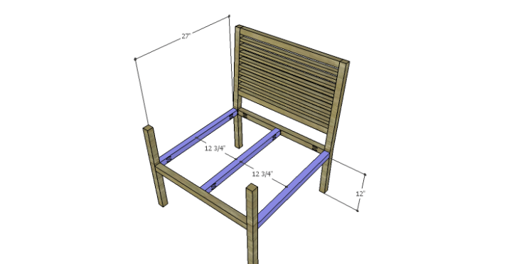 DIY Plans to Build the Java Chair_Sides & Support
