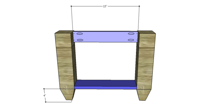 DIY Plans to Build a Messner Coffee Table-Sides