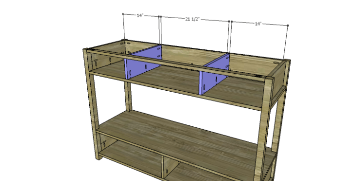 DIY Plans to Build an Edinburgh Console Table_Divider 2