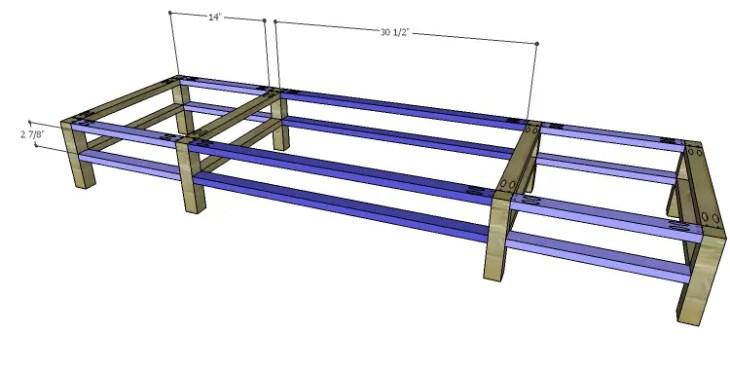 DIY Plans to Build a Serenity Dresser_Base 2