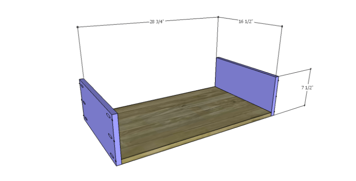 DIY Plans to Build a Serenity Dresser_Center Drawer BS