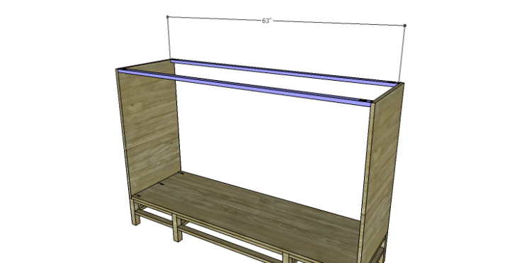 DIY Plans to Build a Serenity Dresser_Stretchers
