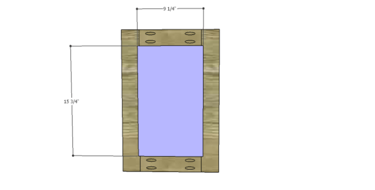 DIY Plans to Build a Piedmont Media Console_Doors 2