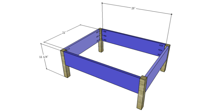 DIY Plans to Build the Carlsbad Ottoman_Frame