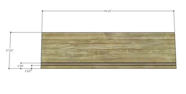 DIY Plans to Build a Slat-Door Sideboard_Bottom
