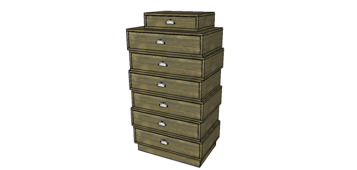 DIY Plans to Build the Ava Chest of Drawers_Copy 2