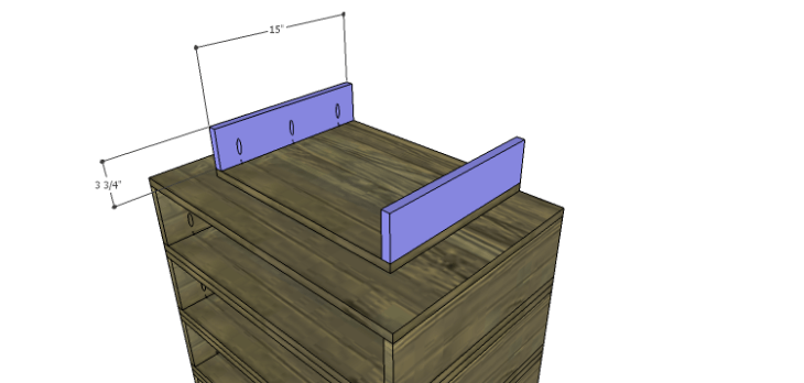 DIY Plans to Build the Ava Chest of Drawers_Sm Drawer Box Sides
