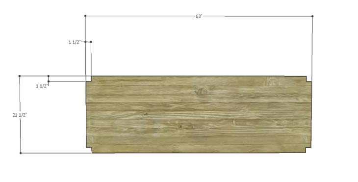 DIY Plans to Build a Forester Sideboard_Bottom 1