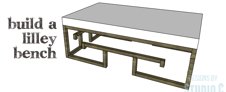 A Simple Sturdy And Stunning Bench