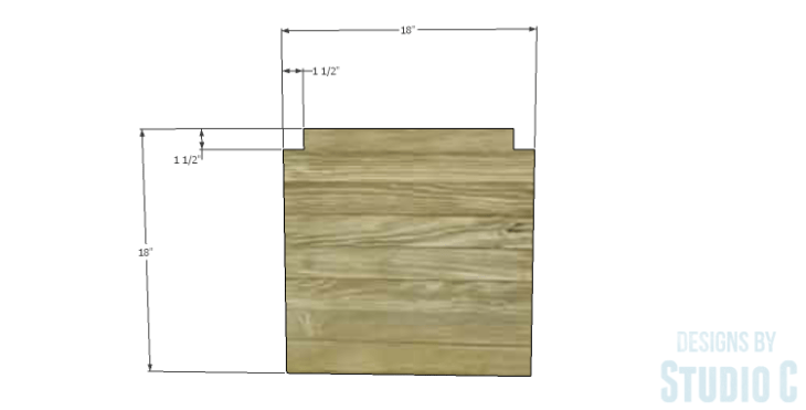 DIY Plans to Build a Weatherford Dining Chair_Seat 1