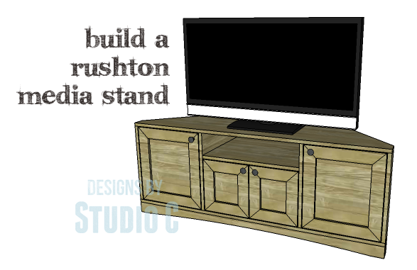 DIY Plans to Build a Rushton Media Stand_Copy