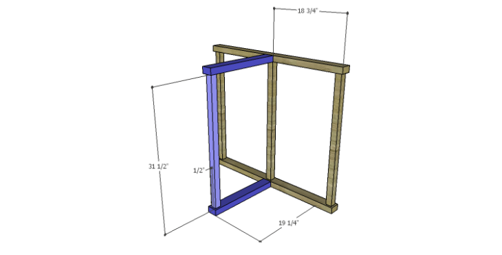 DIY Plans to Build a Davidson Console Table_Frame 2