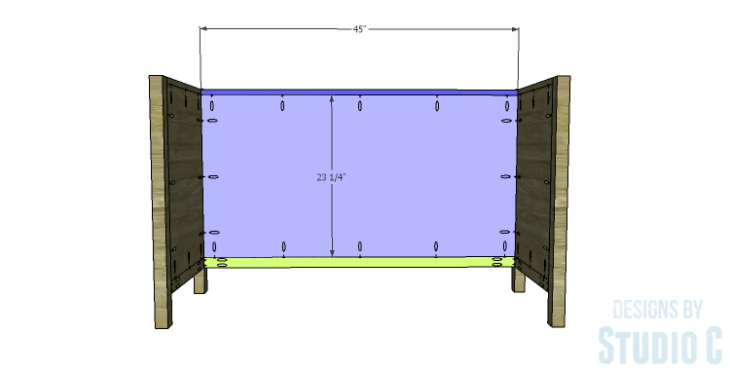 DIY Plans to Build a Trinity Cabinet_Back
