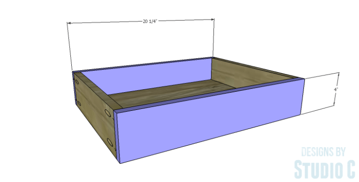 DIY Plans to Build a Trinity Cabinet_Drawer FB