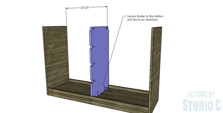DIY Plans to Build a Providence Dresser_Divider 2