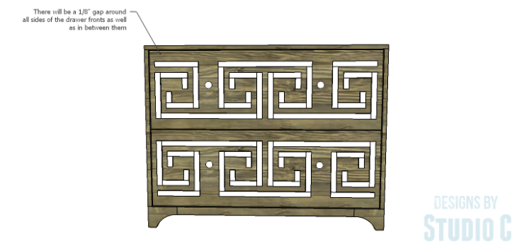 DIY Plans to Build a Greek Key Chest_Drawer Fronts