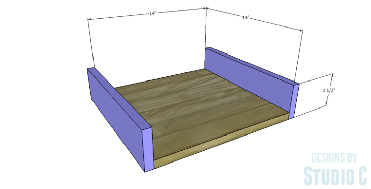 DIY Plans to Build a Tray Side Table_Tray 1