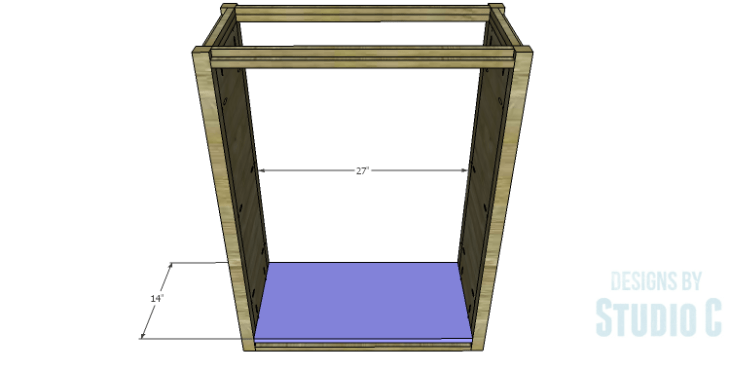 DIY Plans to Build a Holly Bookcase_Bottom