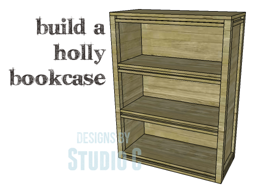 DIY Plans to Build a Holly Bookcase_Copy