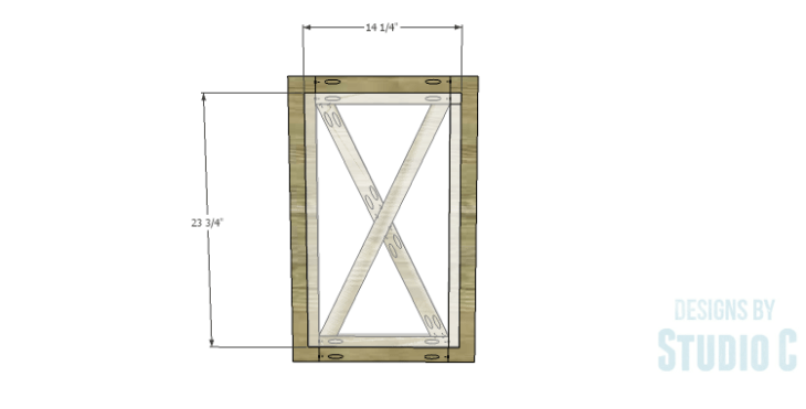 DIY Plans to Build a Doyle Cabinet_Doors 2