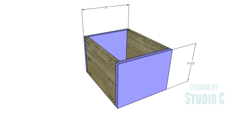 DIY Plans to Build a Savoy Cabinet_Drawer FB