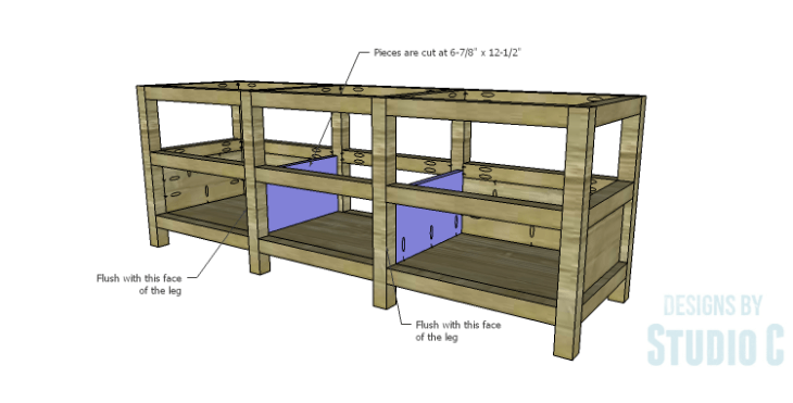 DIY Plans to Build a Delvigne Media Cabinet_Lower Dividers