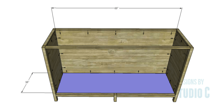 DIY Plans to Build a Monroe Dresser_Bottom
